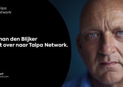 Herman den Blijker | Overstap naar Talpa Network