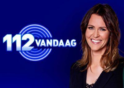 Kirsten Westrik | 112 Vandaag | RTL5